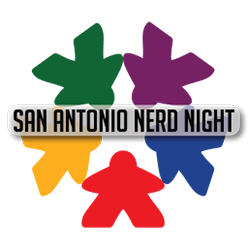 San Antonio Nerd Night Logo