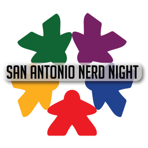 San Antonio Nerd Night Retina Logo