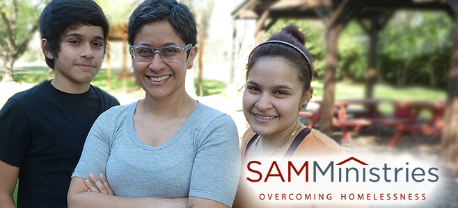 SAMMinistries February Header